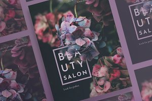 Posters | Beauty Salon
