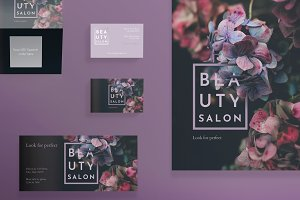 Print Pack | Beauty Salon