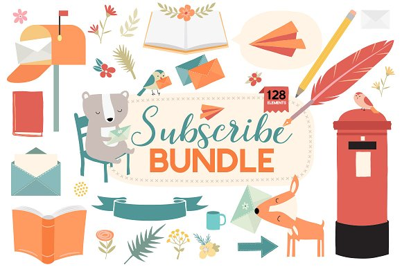 Newsletter & Mailing List Bundle