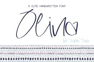 Olina Font