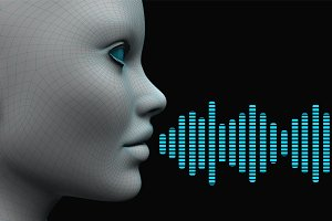 head with speech recognition