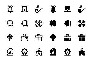 80 Holidays Icons