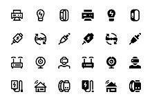 96 Device Icons