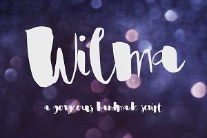 Wilma Font