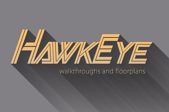 HawkEye Walkthroughs Floorplans