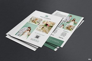Photography Pricing Sheet Flyer