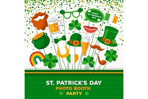 Saint Patrick's day Invitation
