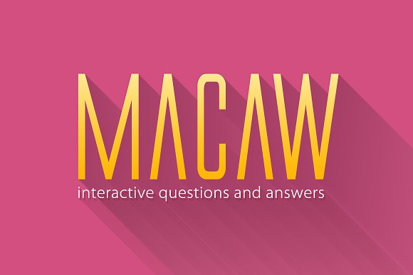 Macaw Questions Answers