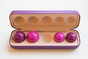 Female vaginal balls
