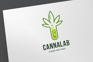 Cannabis Lab Logo