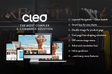 Cleo - Responsive Magento Template by Welt Pixel in Magento