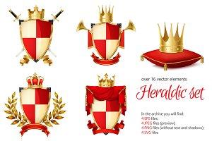 Heraldric Set