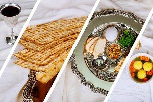 passover jewish food Pesach matzo