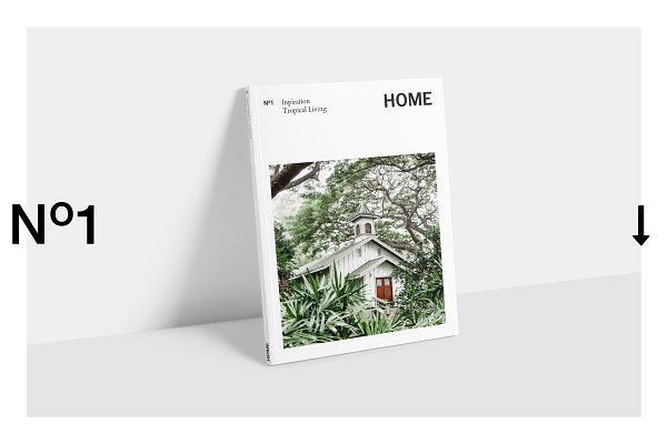 Magazine Templates - Home Magazine