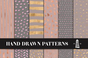 Luxury Patterned Papers