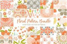Floral Pattern Bundle