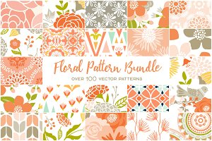 Floral Pattern Bundle