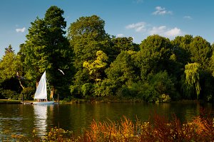 A day out in Richmond, London