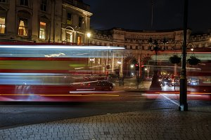 Admiralty Arch in London, England