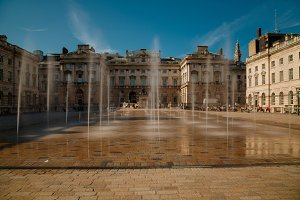 Somerset House, London UK