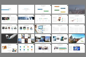 Firma Powerpoint Template