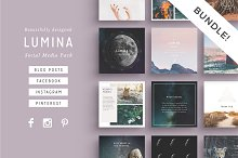 LUMINA Social Media BUNDLE