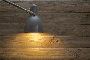 table lamp, gooseneck
