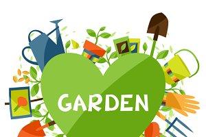 Love garden.
