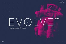 MADE Evolve Sans | 90% Off