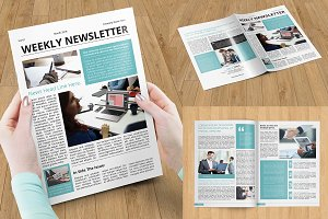 Business Newsletter V802