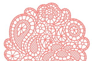 Vintage fashion lace backgrounds.