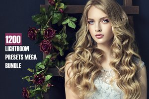 1200 Lightroom Presets Mega Bundle