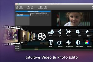 Video Editor MovieMator Pro for Mac
