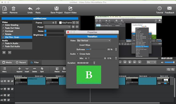 MovieMator Video Editor Pro for Mac