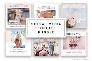 Social Media Template Pack
