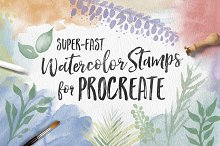 Procreate stamps