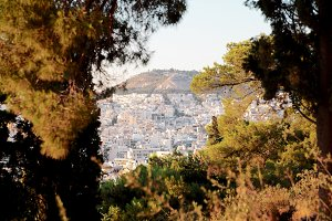 Walk in Athens.