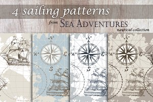 4 Sailing Patterns