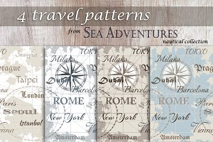 4 Travel Patterns
