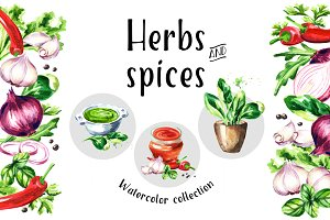 Herbs & spices.