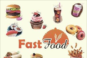 Fast food.