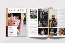 Fashion Magazine by rubirubiko Studio in Magazines