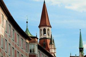 Munich Old Street