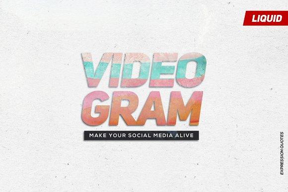 VIDEOGRAM Liquid Quotes