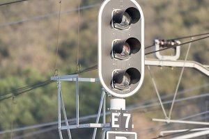 Railway semaphore