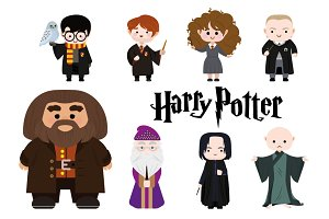 Harry Potter Illustrations - Arts