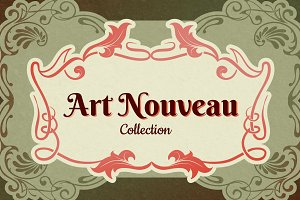 Art Nouveau Collection