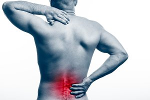 Injury of the spine