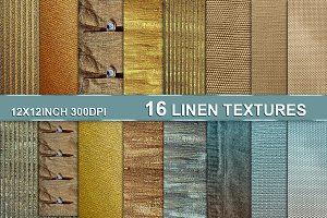 Linen Canvas Texture Backgrounds
