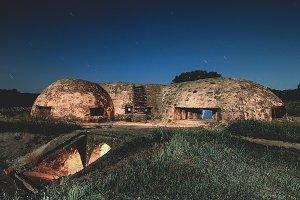 Spanish Civil War bunker